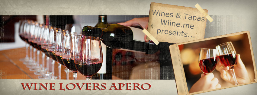 Sep 17: Wine lovers' apero with wiine.me at Riverside