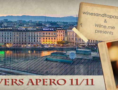 Nov 11: Wine Lovers' Apéro