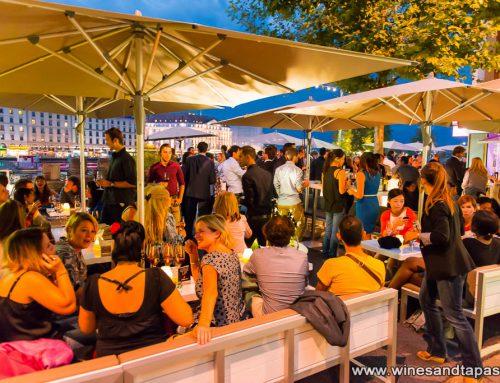Wines & Tapas at Riverside Terrace – Thu Jul 2nd